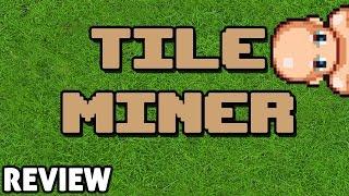 Gambar cover Negark Reviews - Tile Miner Review