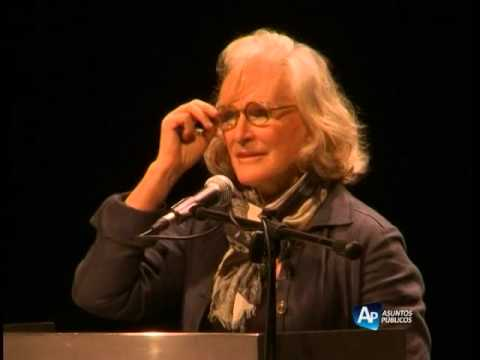 Arte, Salud Mental y Ciudadanía: Encuentro con Glenn Close