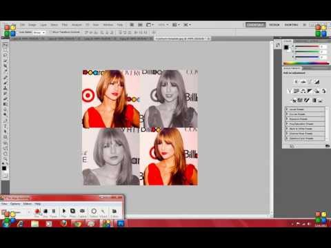 how to make a tumblr edit photoshop