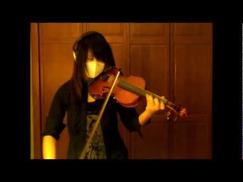 【バイオリン】Leia【弾いてみた】