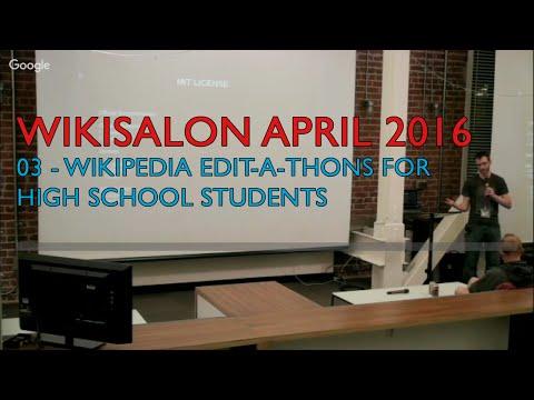 WikiSalon April 2016: 02 - Transgender and Wikipedia Panel