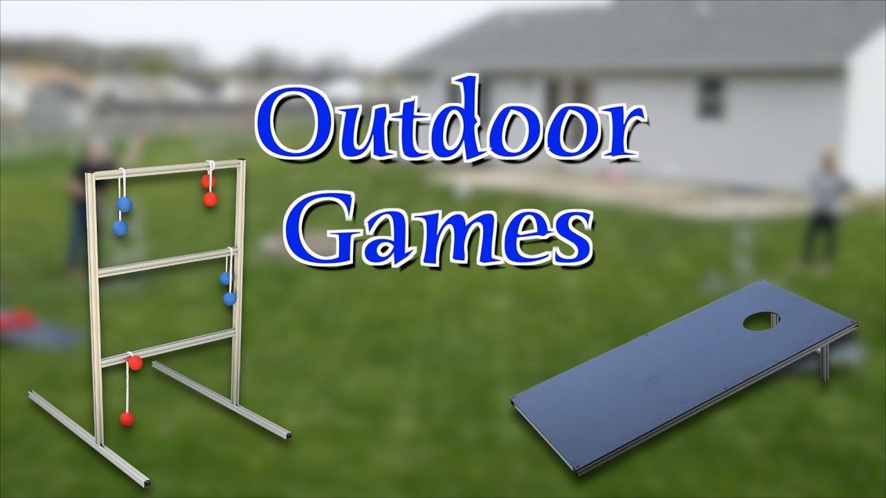 Games Outdoor Games