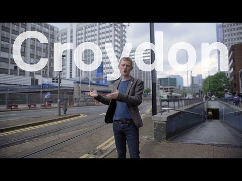 Croydon Documentary. Part 1 - The High-rise and Fall