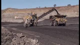 WIRTGEN GmbH┃Job Report: Outstanding Coal Milling Technology with Surface Miner, Australia