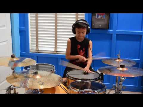 Linkin Park - Numb Drum Cover