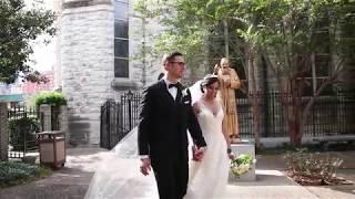 Camilla + Rob's Wedding Video Highlight | One Ocean Resort Jacksonville, FL