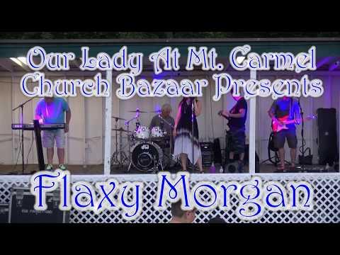 Flaxy Morgan - Our Lady At Mt. Carmel Church Bazaar - Lake Silkworth, Pa. (Set 2) 7-15-17