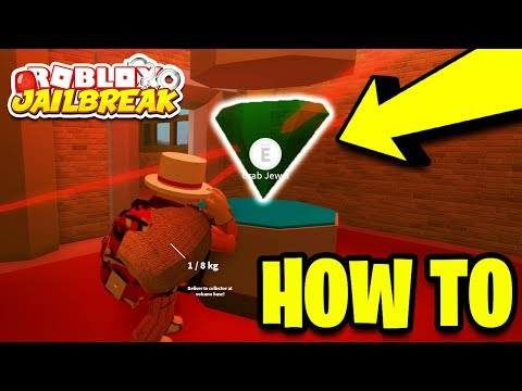 HOW TO ROB THE MUSEUM EASY EVERY TIME! Roblox Jailbreak NEW MUSEUM ROBBERY UPDATE!
