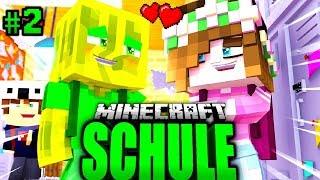 ICH habe EINE FREUNDIN?! - Minecraft SCHULE #02 [Deutsch/HD]