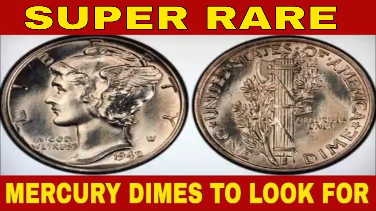 Mercury Dimes Value