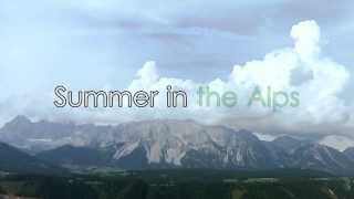 Summer in the Alps (Austria)