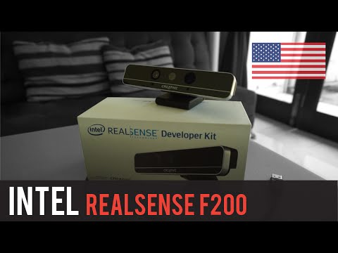 Intel RealSense F200 Review | English