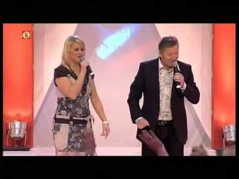 Nelly & Jan Keizer ( ex BZN ) - Geef mij je lach - 08-02-2008 - Brabantparty
