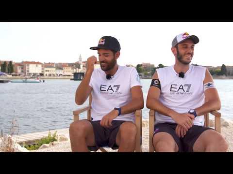 #WorldChampsVienna Top Team: Italian Men