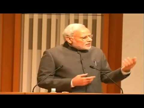 PM Modi's Keynote Address at Business Luncheon in Tokyo, Japan