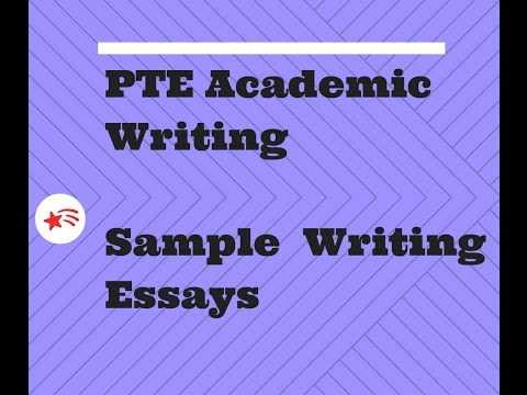 PTE Essay Writing Template1 Steven Fernandes