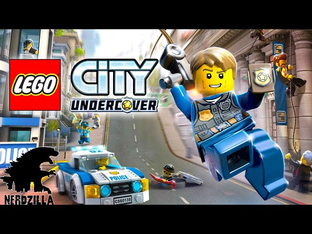 Lego City Undercover 49.2% - LEGO Night With N3RDZILLA GAMING - Buy Here https://fave.co/3mYi8N0