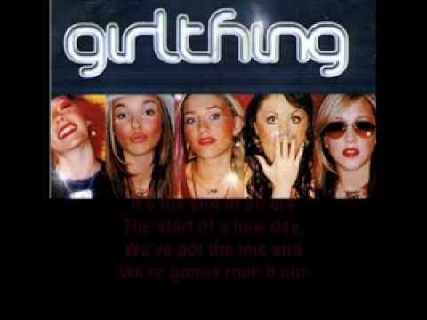 Girl thing - Last one standing (lyrics)