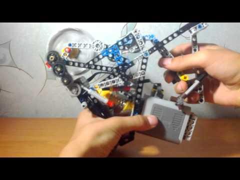 lego technic 42022 l motor youtube. Black Bedroom Furniture Sets. Home Design Ideas