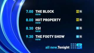 Channel Nine Presentation Compilation: Part Two (2012)