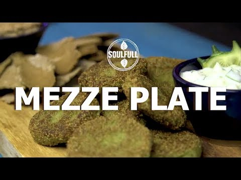 MEZZE PLATE