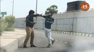 Kaappan Prank | Prankster Rahul | Tamil pranks | PSR