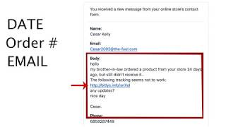 How to Identify Phishing Emails - Shopify 2019 Edition