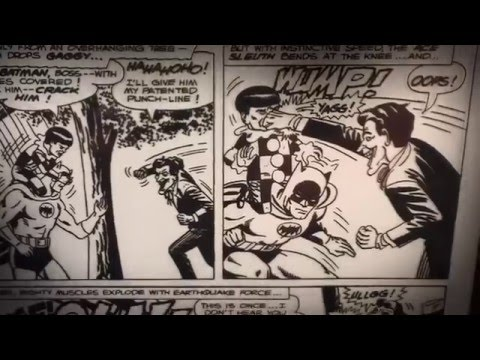Comic Book Production Art.  Real, Fake or Misleading? Ep 52.