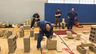 Master Drew Serrano- 2019 USBA MA State Breaking Championships
