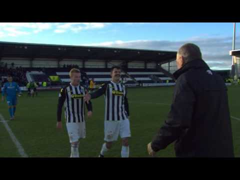 Butcher-Cam: Watch highlights of Terry Butcher's managerial debut at Hibernian
