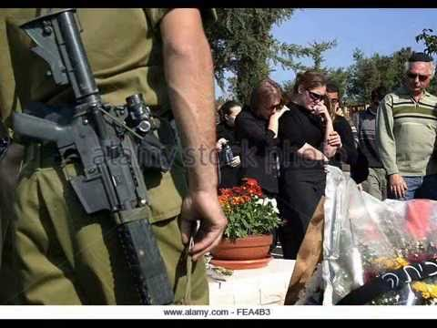tribute to the fallen israeli soldiers 2