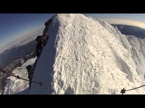Mt Hood Summit Climb - February 2012