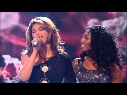 Alexandra Burke - Listen 'with Beyoncé' (The X Factor UK 2008) [Live Show 10 - FINAL]