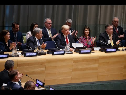 Watch Live: Leaders Speak to The United Nations General Assembly