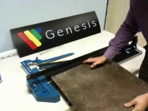 Genesis 974 Amazing Tile Cutter