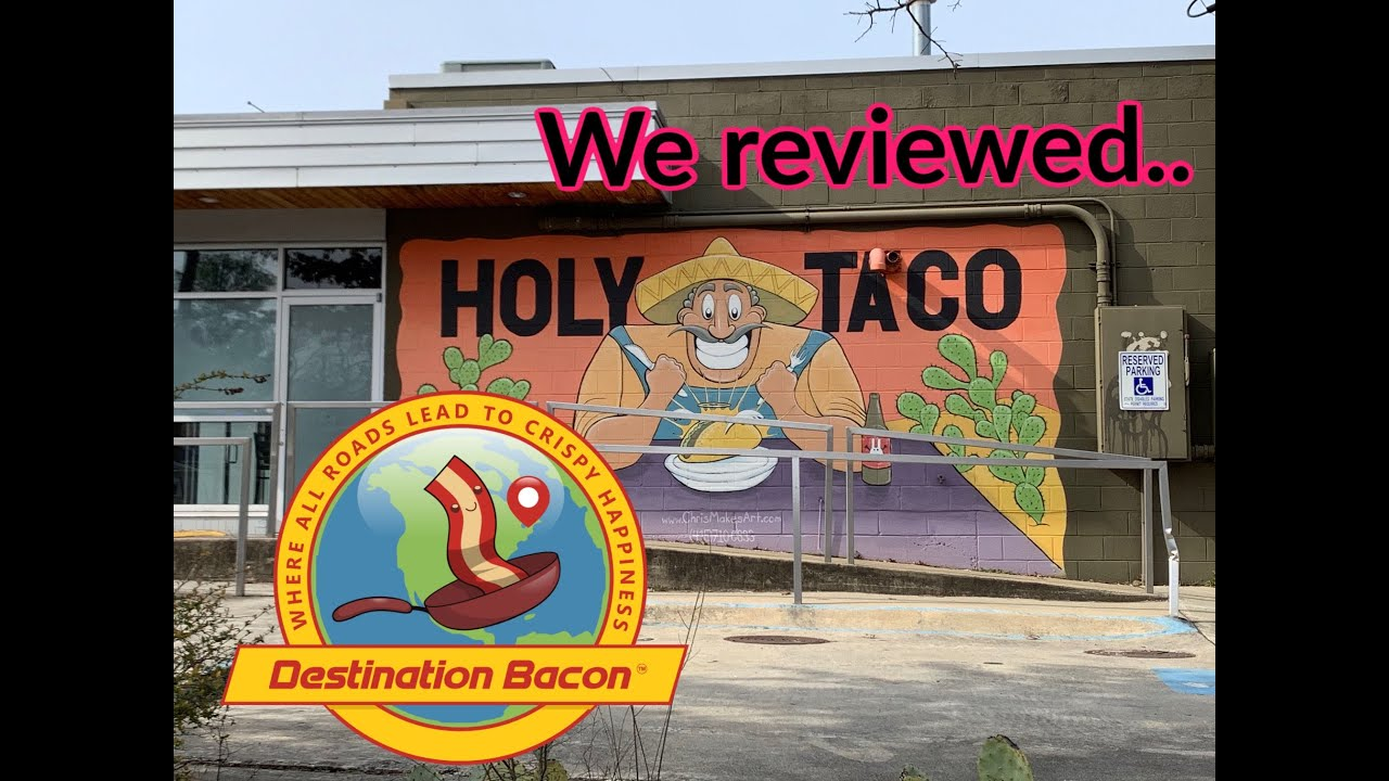 We reviewed Holy Taco in East Atlanta!