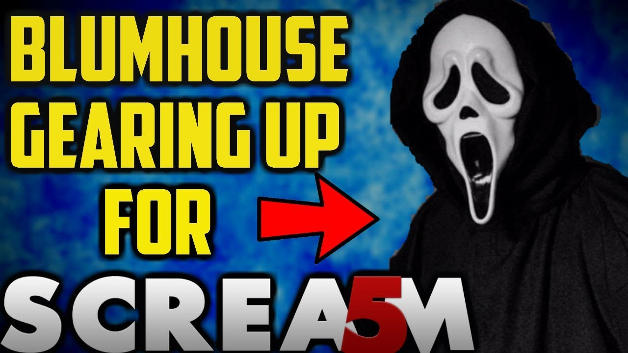 Blumhouse About To Begin Production On Scream 5 Or Reboot?
