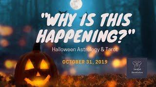 "Halloween 2019 *Mercury in Retrograde* Tarot & Astrology ""WHY IS THIS HAPPENING??"""