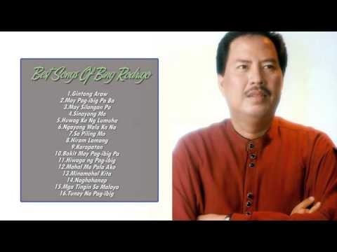 BING RODRIGO Greatest Hits | BING RODRIGO Classic Songs - Filipino Music