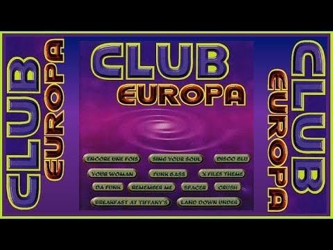 CLUB EUROPA // Various Artists (Full Album)