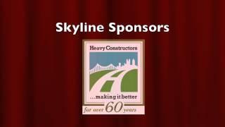 2014 EDC Cornerstone Awards Sponsor list