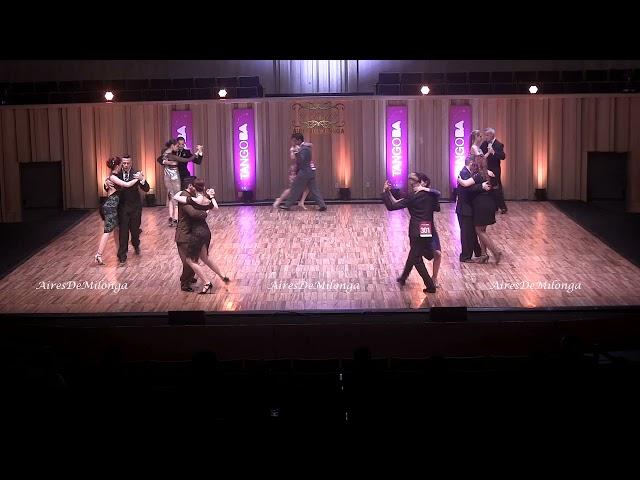 Mundial de tango  2021 Ronda 26 completa, Pista Tango Buenos Aires #TangoBA 7423