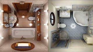Small And Elegant Bathroom Designs