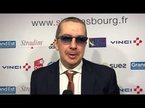 SIG Strasbourg - Umana Reyer: De Raffaele post partita
