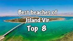 Top 8 Beaches On Island Vir 2020