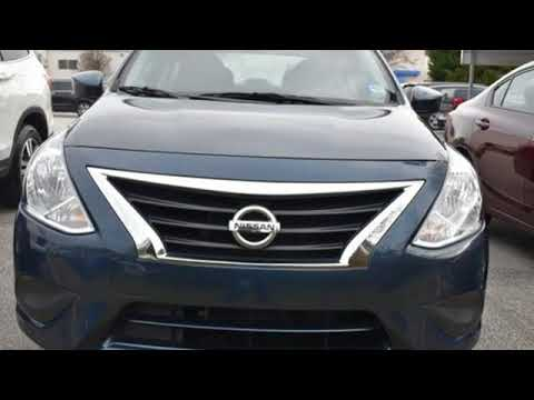 Used 2017 Nissan Versa Greenville SC Easley, SC #P14440