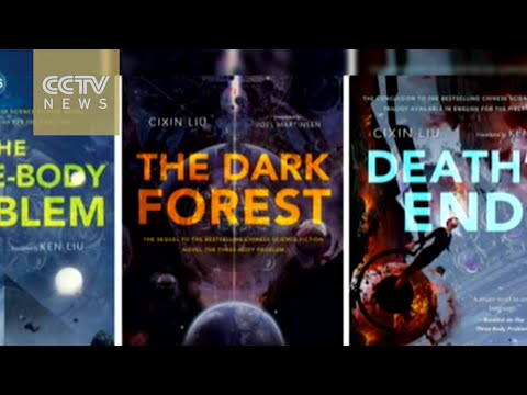 Chinese sci-fi hit wins Hugo Award for the first time