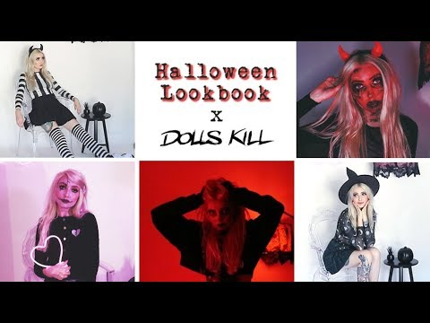 6 Easy Halloween Costume Ideas Ft. Dollskill