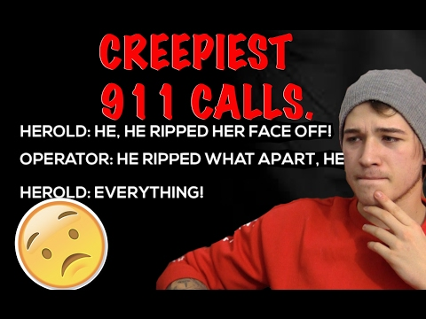 The Top 5 CREEPIEST 911 Calls Ever Recorded... | Mike Fox