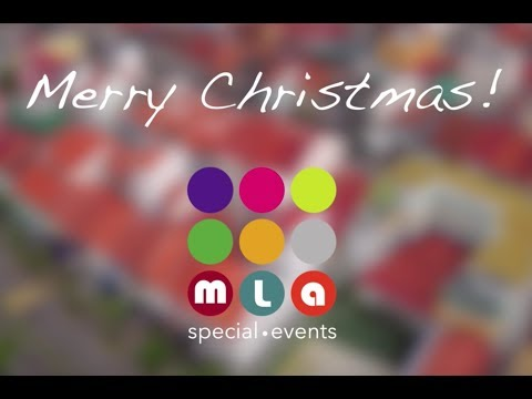 Watch the 2017 edition ... MLA singing Christmas Card!